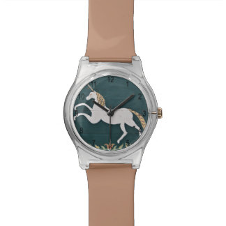 Vintage unicorn watch