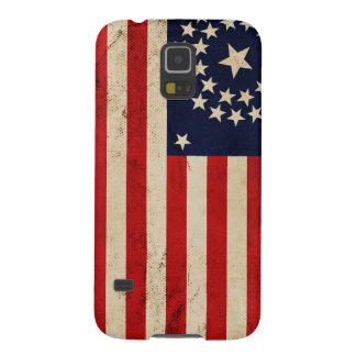 Vintage Union Flag Cases For Galaxy S5