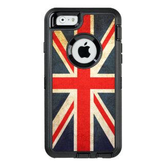Vintage Union Jack British Flag OtterBox iPhone 6/6s Case
