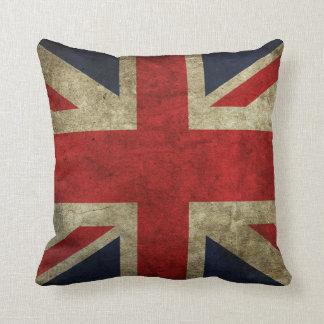 Vintage Union Jack Cushion