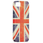 Vintage Union Jack flag iPhone 5 Cover