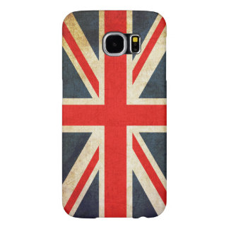 Vintage Union Jack Flag Samsung Galaxy S6 Case
