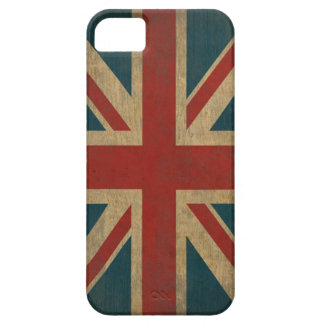Vintage Union Jack iPhone 5 Cover
