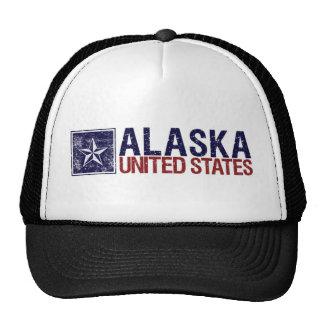 Vintage United States with Star – Alaska Hat
