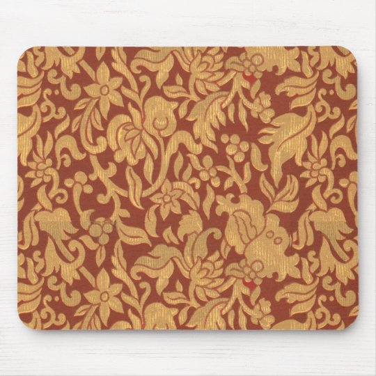Vintage Upholstery Fabric Mousepad