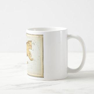 Vintage Ursa Major Bear Basic White Mug