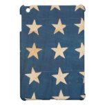 Vintage US Flag Stars iPad Mini Covers