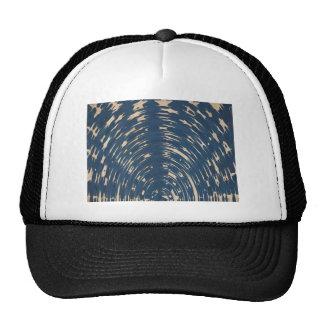 Vintage US Flag Stars Swirled Trucker Hats