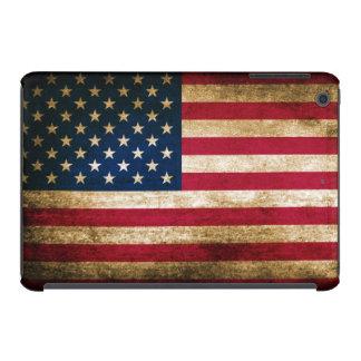 Vintage USA Americana Flag iPad Mini Cases