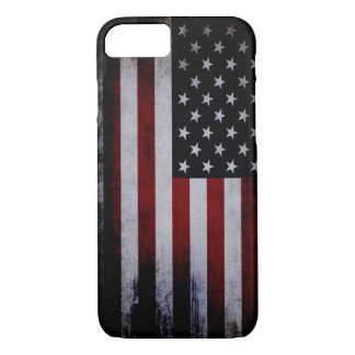 Vintage USA Flag iPhone 7 case! iPhone 7 Case