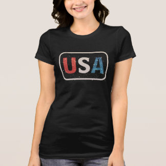 Vintage USA United States of America T-Shirt