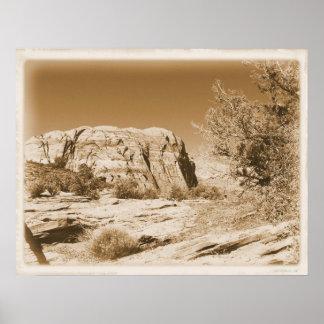 vintage Utah Posters