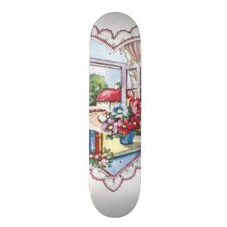 Vintage Valentine Heart Skateboards