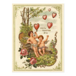 Vintage Valentine' s Day Postcard