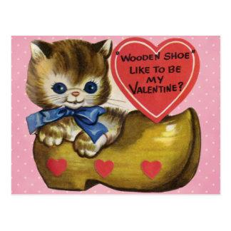 Vintage Valentine s for Kids Post Cards