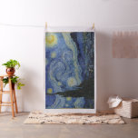 Vintage Van Gogh Starry Night Fabric