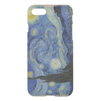 Vintage Van Gogh Starry Night iPhone 7 Case