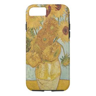 Vintage Van Gogh Sunflowers iPhone 7 Case