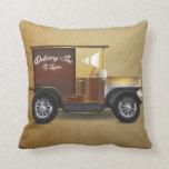 Vintage Van Pillows