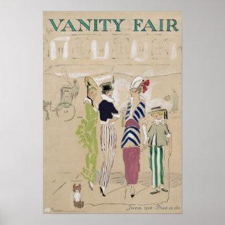 Vintage Vanity Fair Poster