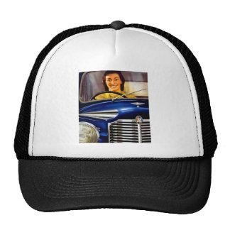 Vintage Vauxhall Motors Advertisement Trucker Hats