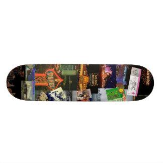 """Vintage Vegas"" Skate Deck"