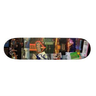 Vintage Vegas Skateboard Deck