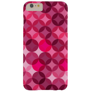 Vintage velvet circles barely there iPhone 6 plus case