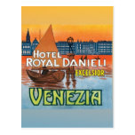 Vintage Venezia Italy Postcards