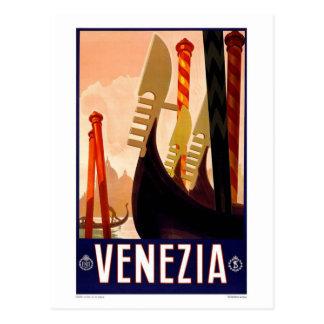 Vintage Venezia Postcard