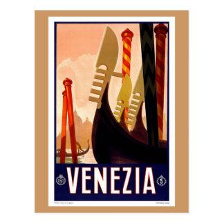Vintage Venezia Postcards
