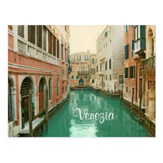 Vintage Venice postcard