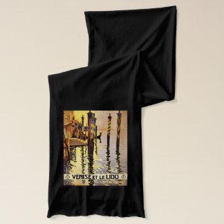 """Vintage """"Venise et le Lido"""" Italy scarfs Scarf"""