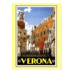 Vintage Verona Italy Post Cards