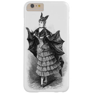 Vintage victorian bat woman case