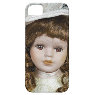 Vintage Victorian Doll iPhone 5 Covers