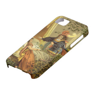 Vintage Victorian Fairy Tale, Sleeping Beauty Case For The iPhone 5