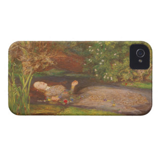 Vintage Victorian Fine Art, Ophelia by Millais Case-Mate iPhone 4 Cases