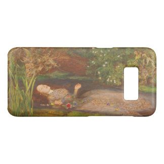 Vintage Victorian Fine Art, Ophelia by Millais Case-Mate Samsung Galaxy S8 Case