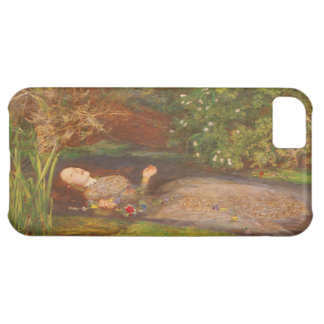 Vintage Victorian Fine Art, Ophelia by Millais iPhone 5C Case