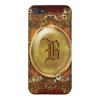 Vintage victorian cover for iPhone 5