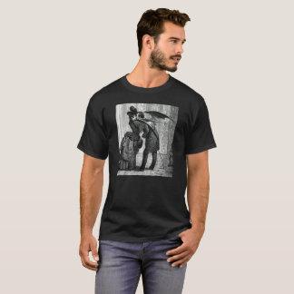 Vintage Victorian Spiritualism Men's T Shirt