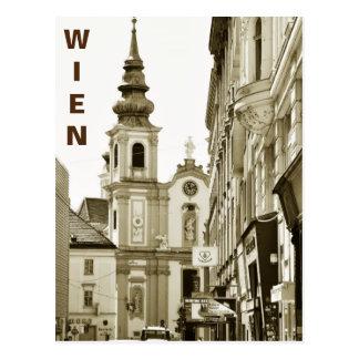 Vintage Vienna, Austria Postcard