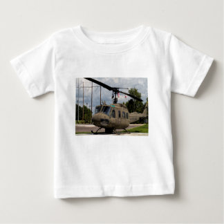 Vintage Vietnam Era Uh-1 Huey Military Chopper Baby T-Shirt