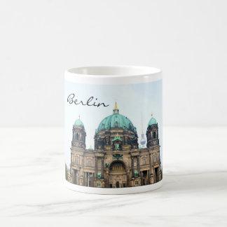 Vintage view of Berlin Cathedral (Berliner Dom) Coffee Mug