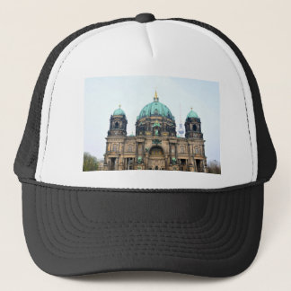 Vintage view of Berlin Cathedral (Berliner Dom) Trucker Hat