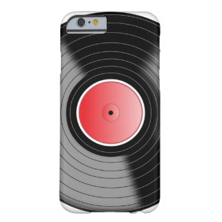 Vintage Vinyl Record iPhone6 Case Barely There iPhone 6 Case