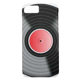 Vintage Vinyl Record iPhone 7 Case