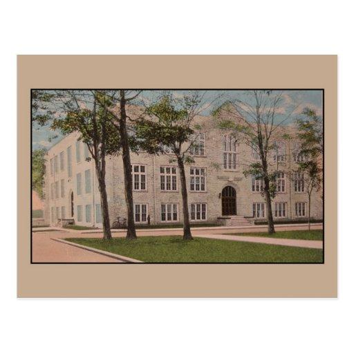 Vintage Vocational School, Appleton, Wis. Post Cards