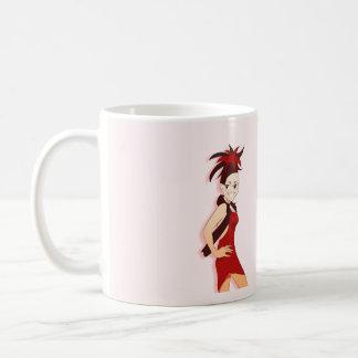 Vintage Vogue Steph Coffee Mug